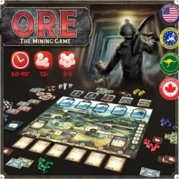 Ore: The Mining Board Game
